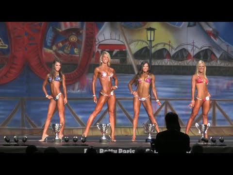Teen Bikini at 2014 NPC Europa Show of Champions Finals thumbnail