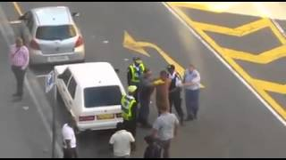 Police Brutality Caught On Camera In South Africa