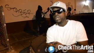 REDD EYEZZ INTERVIEW
