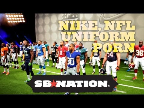 Nike's New NFL Uniforms: Ndamukong Suh, Wes Welker, Ben Roethlisberger and More