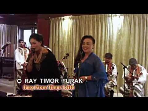 O Ray Timor Furak By Keroncong Tugu - Timor Leste Song video