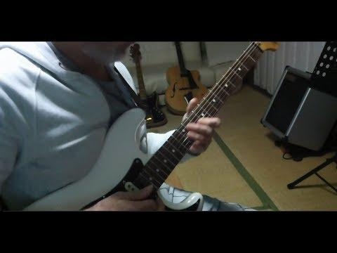 Bradio - La Pa Paradise Guitar Tutorial 35mn ギターチュートリアル 35分間 タブ譜
