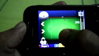 SAMSUNG GALAXY POCKET S5300 GAMING REVIEW