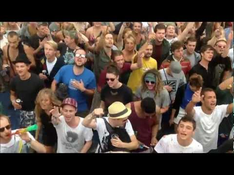 Outlook Festival 2012 SubDub Boat Party