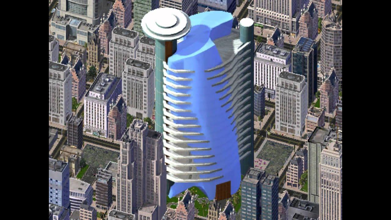 simcity 4 skyscraper mods 2 youtube
