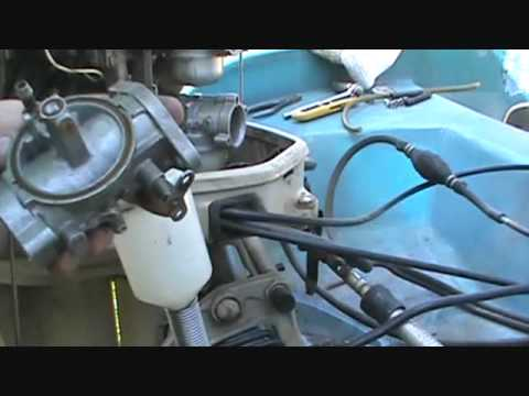 Basic Outboard Motor Maintenance 2 stroke Part 2-3 .wmv