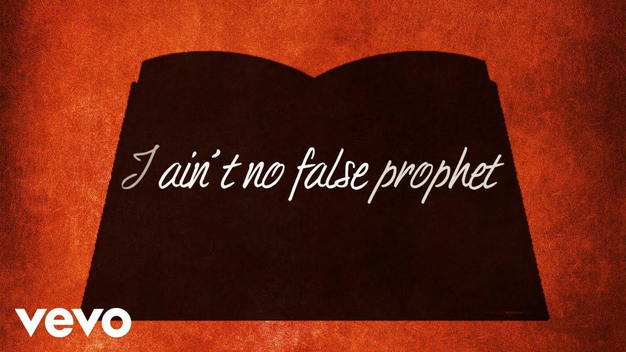 "Bob Dylan - ""False Prophet""のOfficial Lyric Videoを公開 新譜「Rough And Rowdy Ways」2020年6月19日発売 thm Music info Clip"