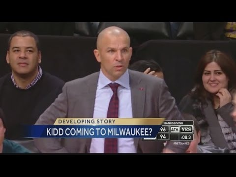 Jason Kidd going to Milwaukee Bucks to be their new head coach