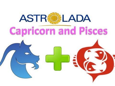 Capricorn and Pisces Relationships with astrolada.com