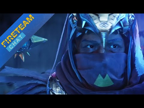 Destiny 2: Curse of Osiris Raid Lair REACTIONS  - Fireteam Chat Ep. 138