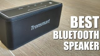 The perfect bluetooth speaker is finally here! - Tronsmart Element Mega