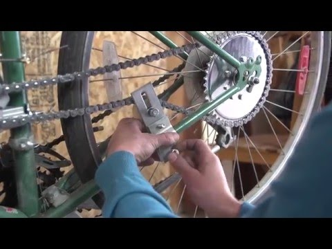 How To Build a Motorized Bike