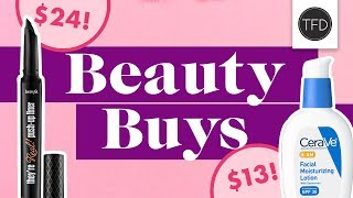 TFD Confesses Our Best & Worst Beauty Buys | The Financial Diet
