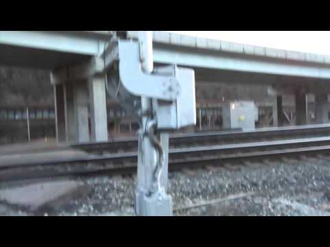 Norfolk Southern Railroad crossing review!