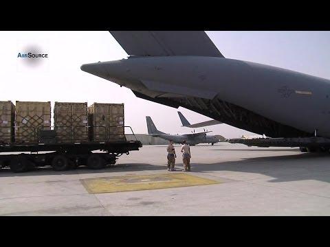U.S. Air Force Aerial Port Operations in Afghanistan