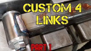 TFS: Custom 4 Links Part 1