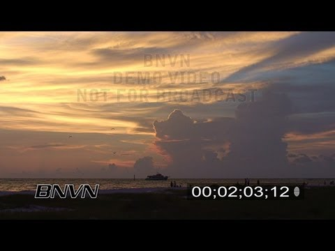 9/2/2007 Siesta Beach Sunset - Part 2