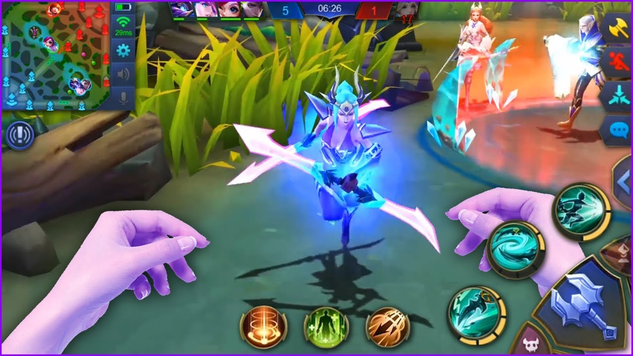 WHEN MOBILE LEGENDS BECOME 3D ! 3D Gameplay Mobile Legends, Unbelieveable !