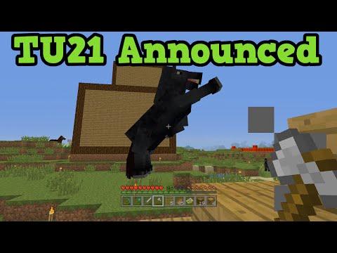 Minecraft Xbox 360 + PS3 TU21 Announced Bug Fix Update