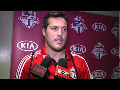 Toronto FC vs Columbus Crew: Julio Cesar