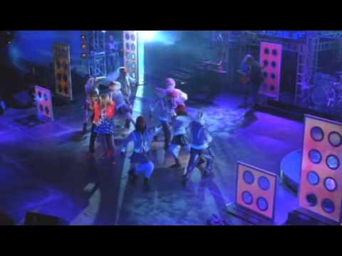 Camp Rock 2: The Final Jam Camp Star tear It Down Full Movie Scene[dvd Rip] video