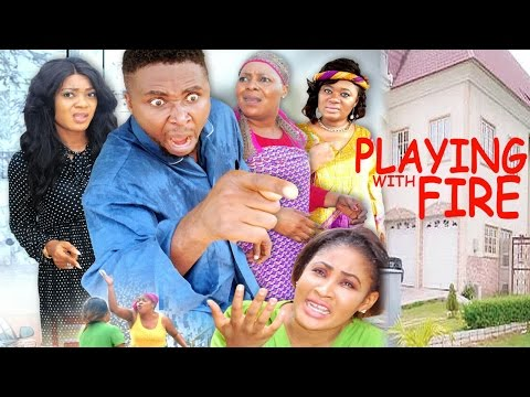 Playing With Fire Season 1 - 2016 Latest Nigerian Nollywood Movie