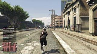 Grand Theft Auto V Funny Clip #4