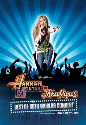 Hannah Montana & Miley Cyrus:  Best of Both Worlds Concert Video
