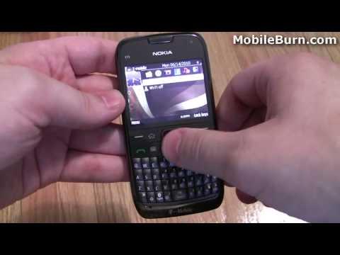Nokia E73 Mode for T-Mobile USA review (HD version)