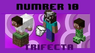 Trifecta #10 - Milk a player, Grass eating, Become a creeper!