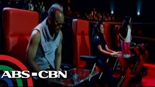 The Voice PH: First 4-chair turn on 'Voice PH'