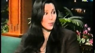 Cher on The Tonight Show with Jay Leno (10 Oct 1996)