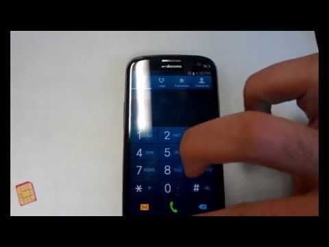 How to Unlock Samsung Galaxy S3 -- FastGSM.com