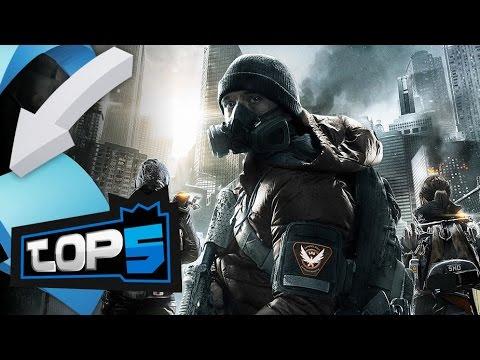 TOP 5: Juegos que más nos emocionan de E3 2015