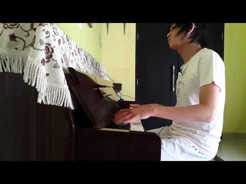 Felix Liegrad - In The End   Black Veil Brides (piano Cover) Hd ! video