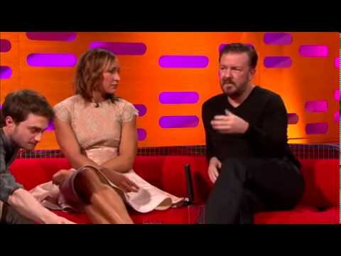 The Graham Norton Show - Bruno Mars, Daniel Radcliffe, Jessica Ennis, Ricky Gervais (Full Show)