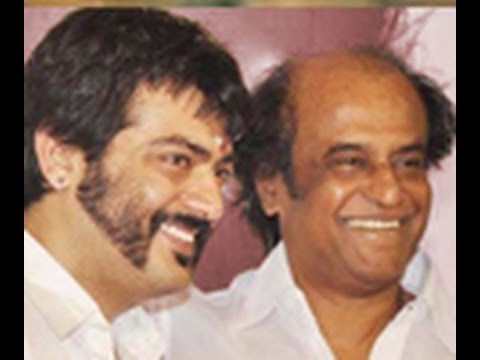 Rajini is my God says Ajith