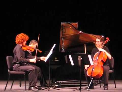 Piano Trio in D Minor, Op. 49