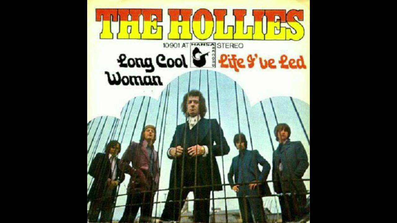 The Hollies Long Cool Woman