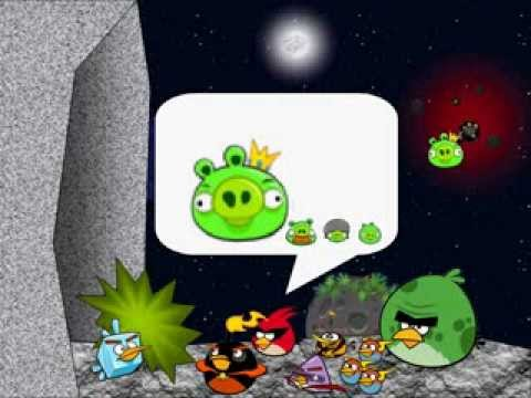 Custom Angry Birds Space Animation: The Uber Pig video