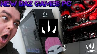 New Custom Daz Games Dino PC!