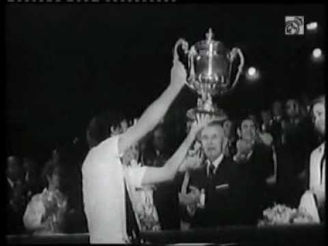 Final de Copa del Rey 1974   Real Madrid 4-0 Barcelona