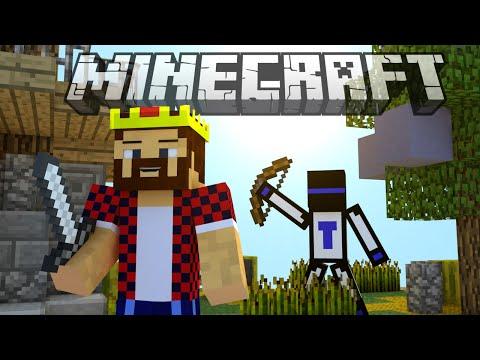 ЗАМУРОВАЛИ И ПОДОРВАЛИ - Minecraft Bed Wars (Mini-Game)