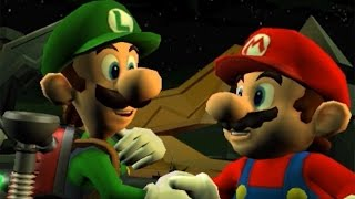 Luigi's Mansion: Dark Moon (3DS) - 100% Walkthrough - King Boo's Illusion - Final Boss + Ending