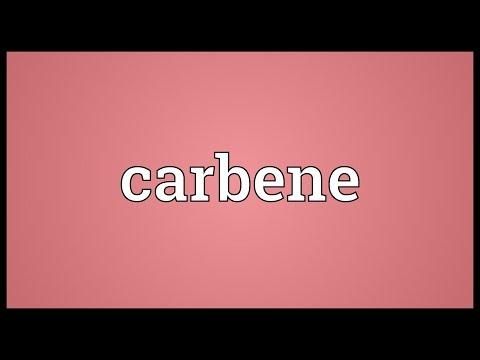 Header of carbene