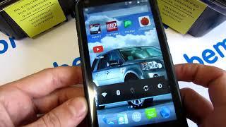 Видео обзор Land Rover S6 - защищённый смартфон