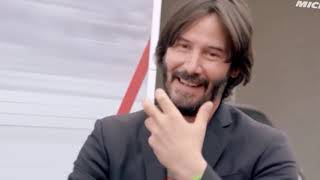Keanu Reeves - life on wheels