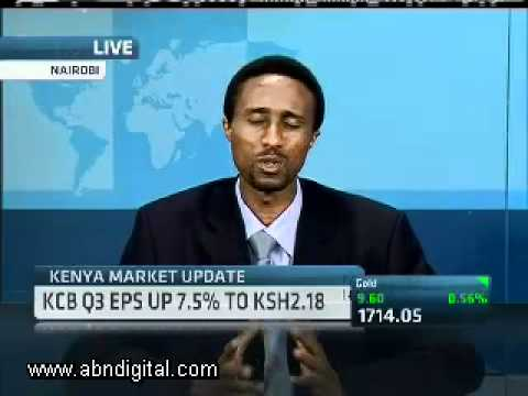 26 October - Kenyan Markets Update with Samuel Wachira