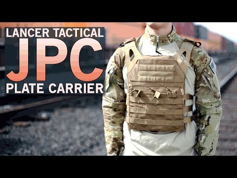Lancer Tactical JPC - In Depth Review - High Speed, Low Drag | Airsoft GI