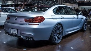 2014 BMW M6 Gran Coupe Show & Tell